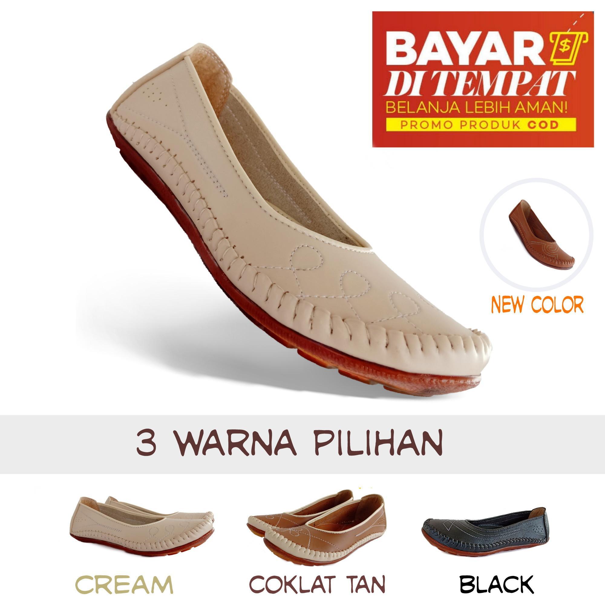 Gatio   Sepatu Wanita   Sepatu cewek   Sepatu Wanita Flat   Sepatu Wanita  Kuliah   6f7e501103