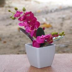 Bunga Anggrek Dekorasi Rumah Bunga   Tanaman Artifisial - Hiasan Ruang Tamu    Kantor ART259MD28 09329e03a6