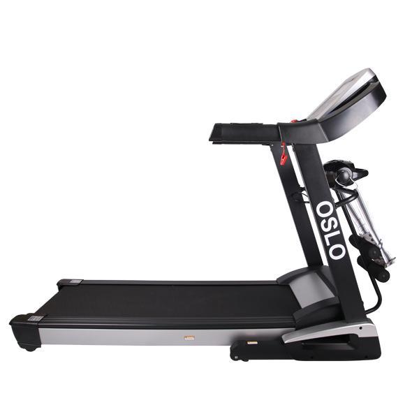 Treadmill ELektrik 3 Fungsi Oslo ( Motor 2.5 HP ) Alat Fitness - Treadmill Elektrik - Olahraga - Gy