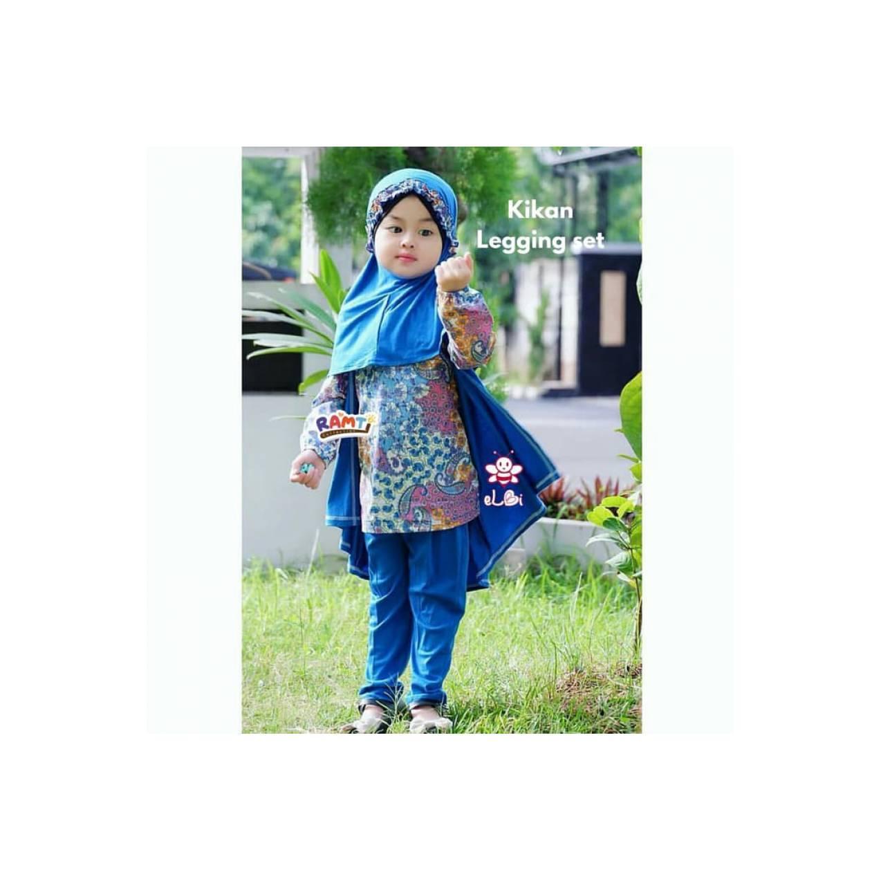 hijab instan murah surabaya l distributor gamis l kikan