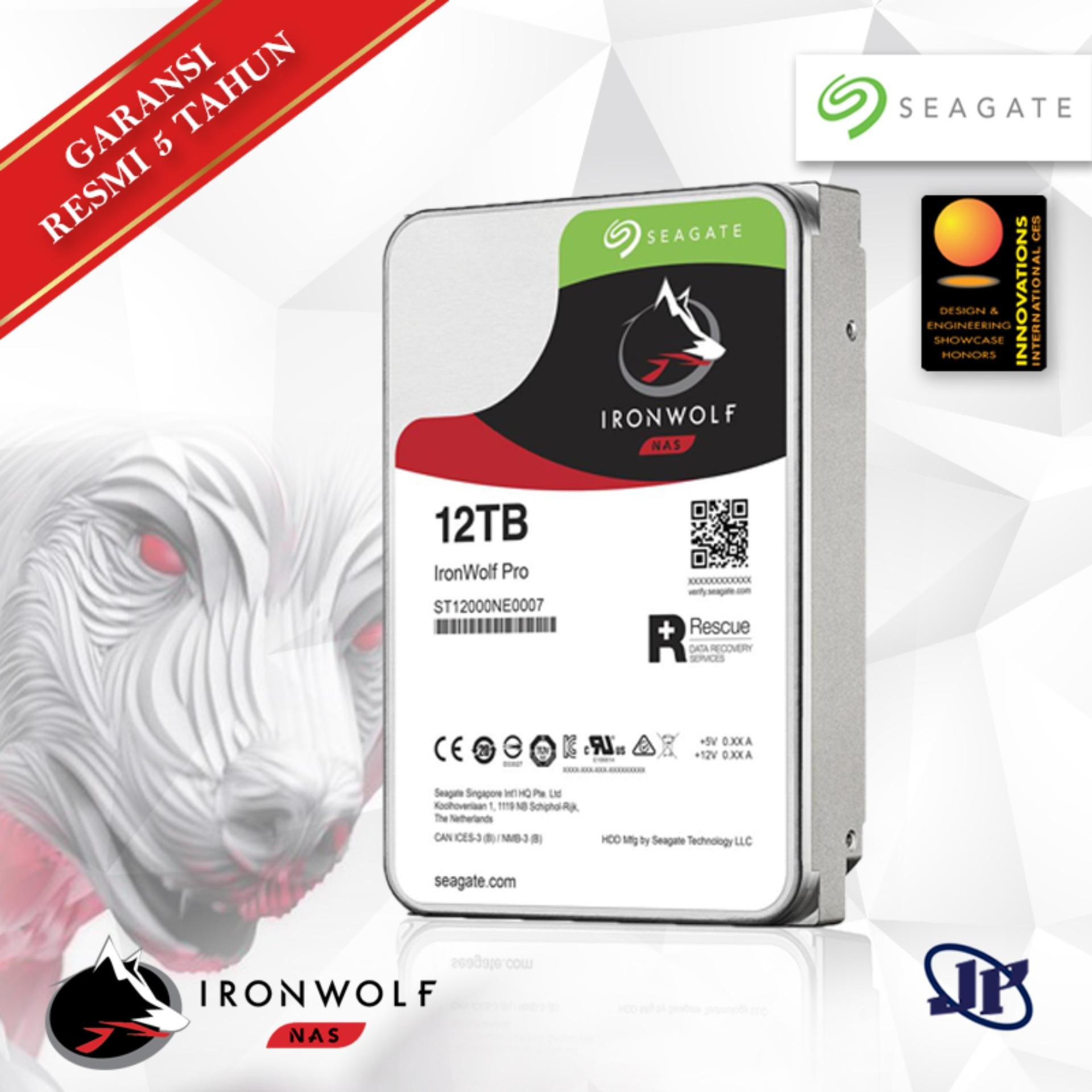 Seagate Ironwolf NAS PRO 12TB PC SATA3 7200 RPM 3.5