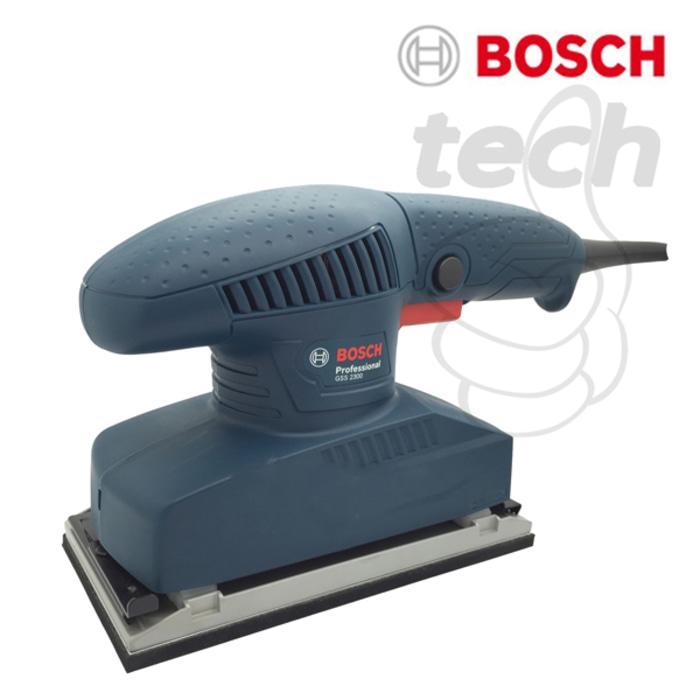 Promo Mesin Amplas Bosch GSS 2300 Professional Original