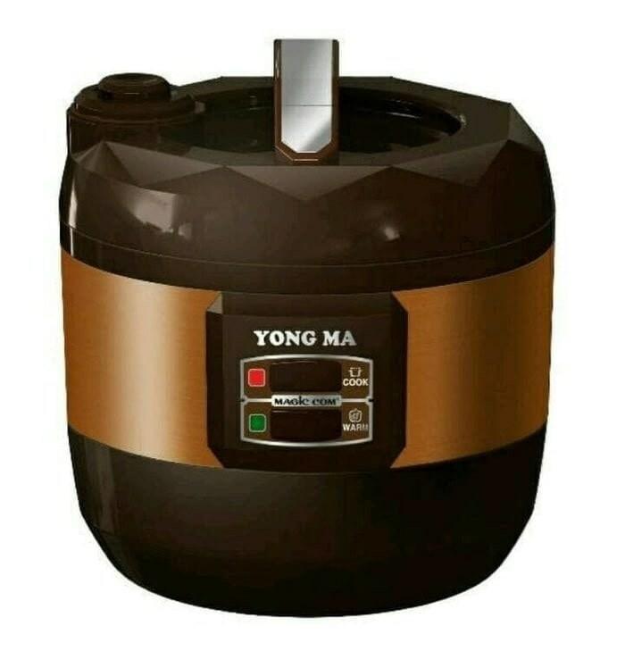 Yongma magic com 2,5liter SMC 4033/rice cooker kapasitas besar 14 org
