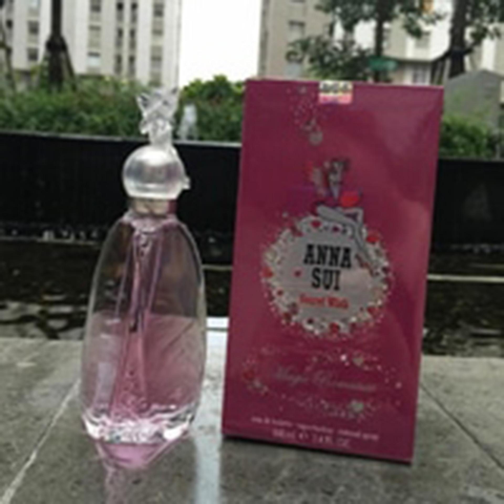Parfum Wanita Terbaik / Anna Sui / Secret Wish Magic Romance Women