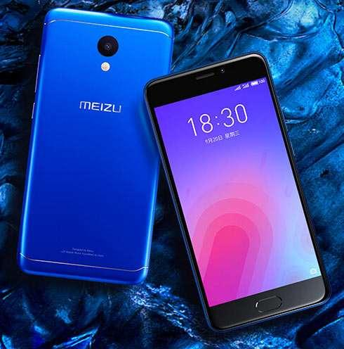 MEIZU M6 2GB/16GB - Blue