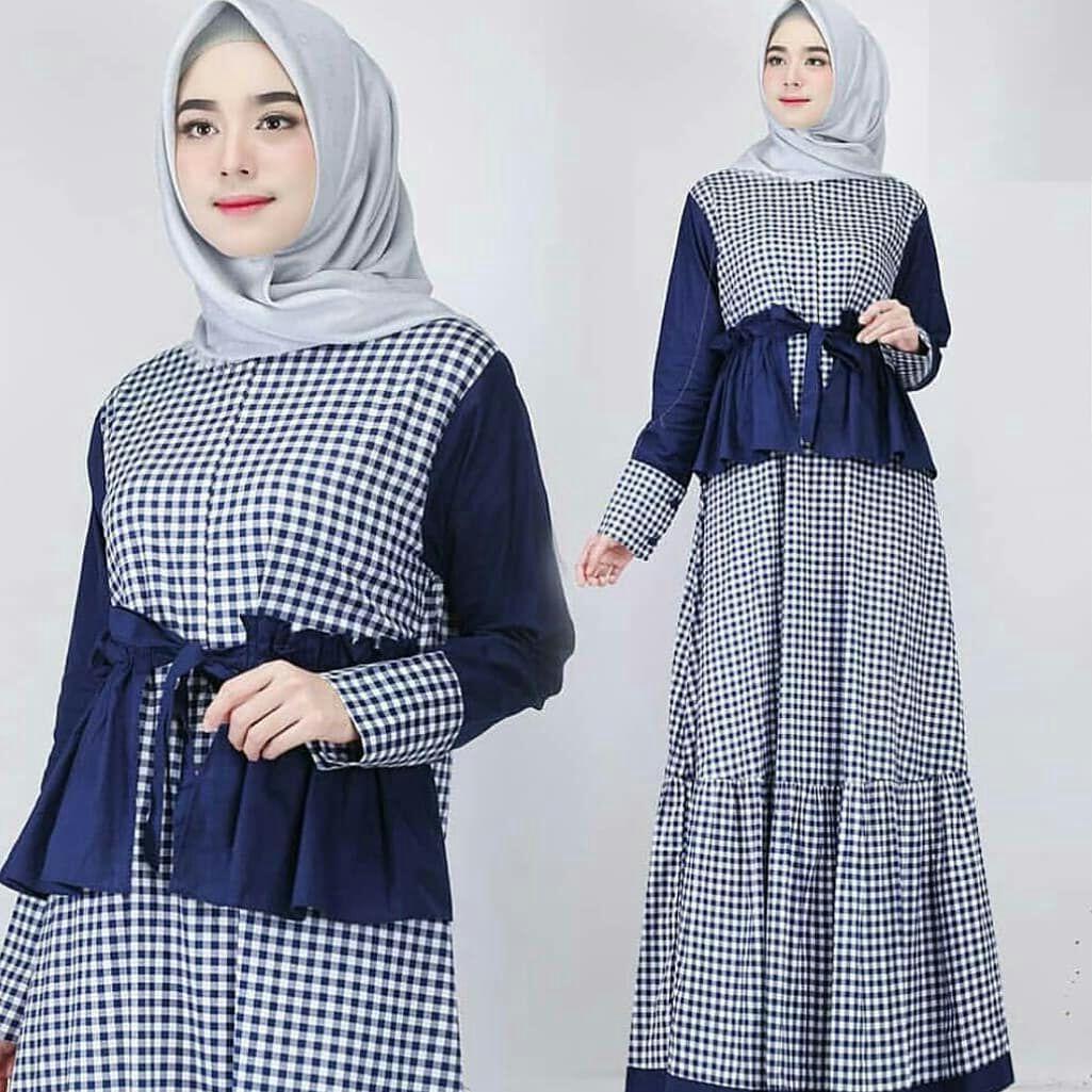Dress Wanita Arini Dress Model Terbaru