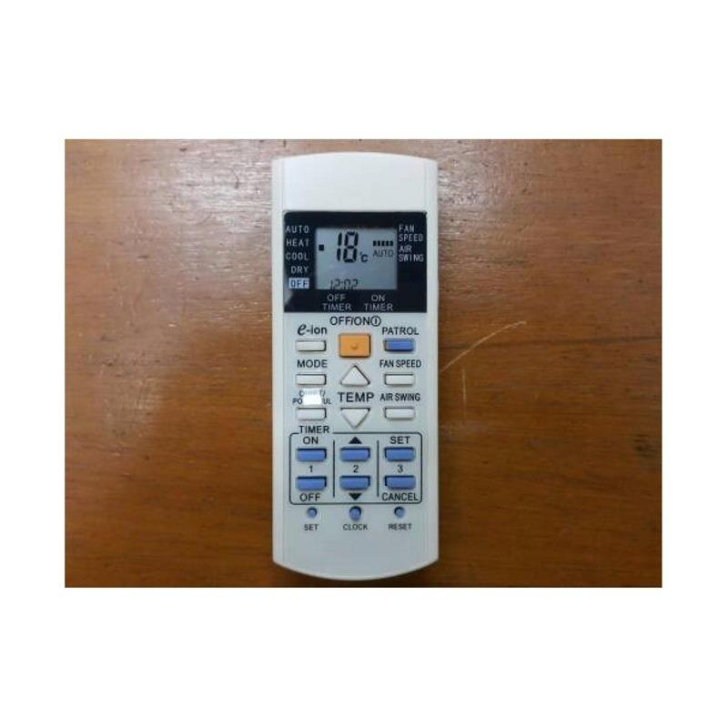 Panasonic Remote AC ion - Putih