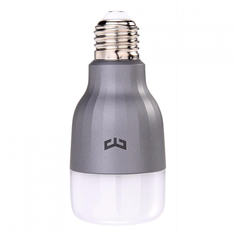 Xiaomi Yeelight 2 Smart Bulb LED RGB 9W 600 Lumens E27 Bohlam Lampu Kombinasi 16 Juta Warna