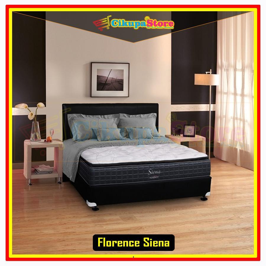 FREE ONGKIR Florence Spring Bed Siena 180x200 Hanya Kasur Bantal