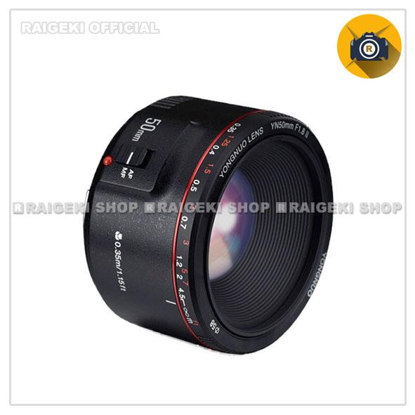 Yongnuo 50mm f/1.8 Lens II for Canon