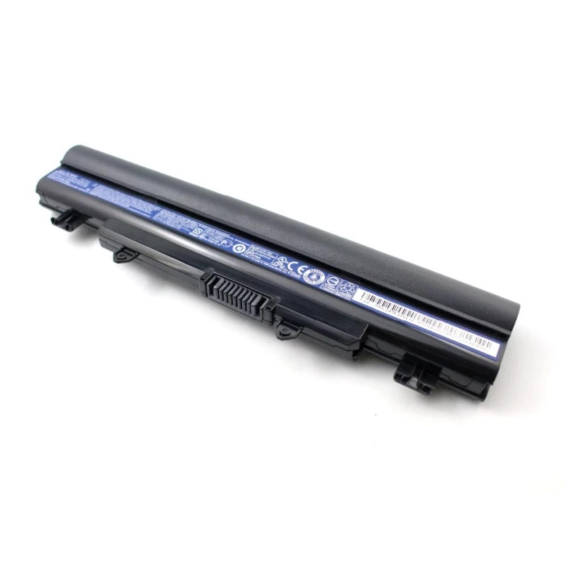 Baterai Laptop Original Acer Aspire E14 E15 Touch Series/ Aspire E5-411, E5-421 E5-471 E5-511 E5-521 E5-531 E5-551 E5-571, V3-472G V3-572P, V5-572 Series/ Extensa EX2509 EX2510 EX2510G Series/ Travelmate P246 P256 P276 Seies/ AL14A32