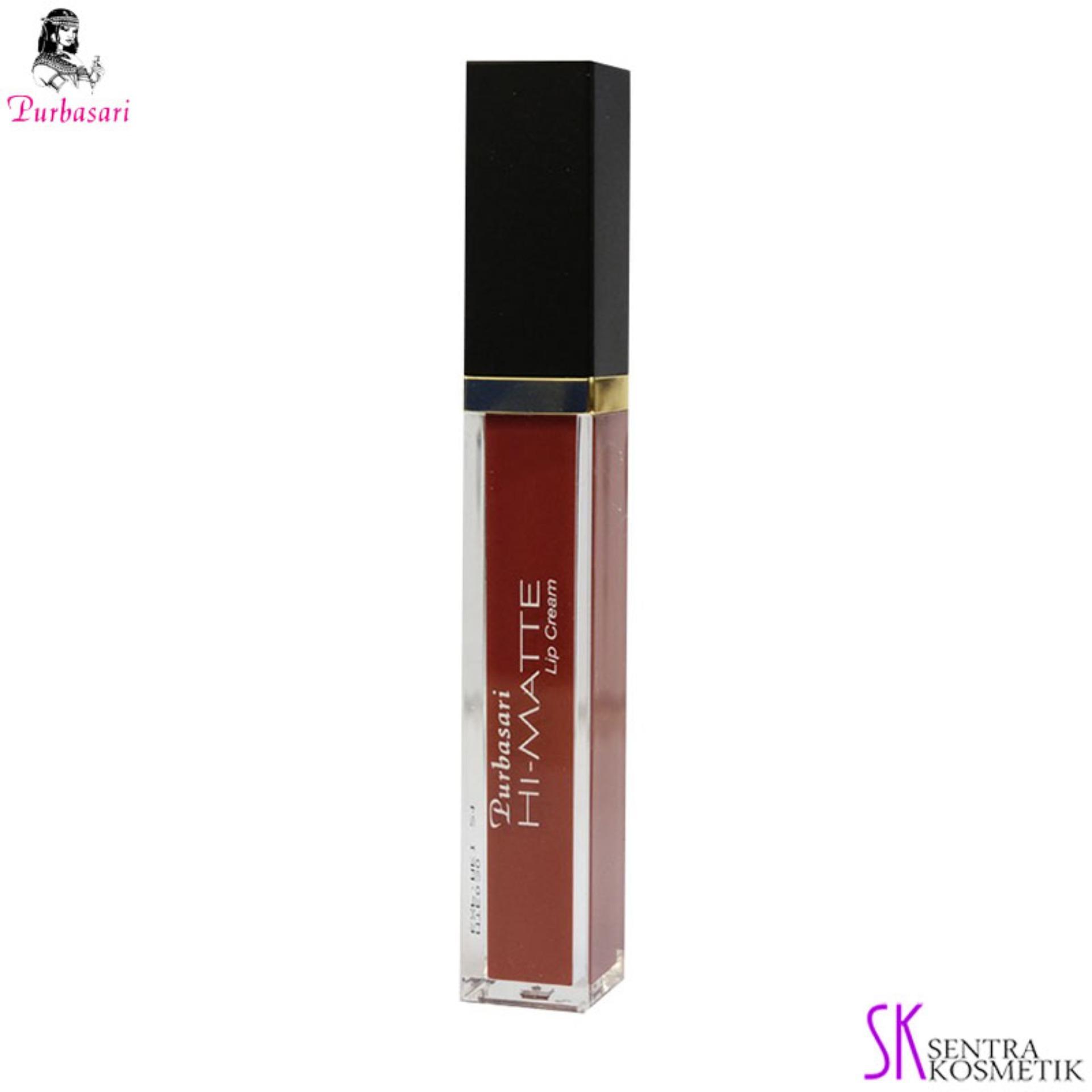 PURBASARI Hi-Matte Lip Cream - 10 AYANNA