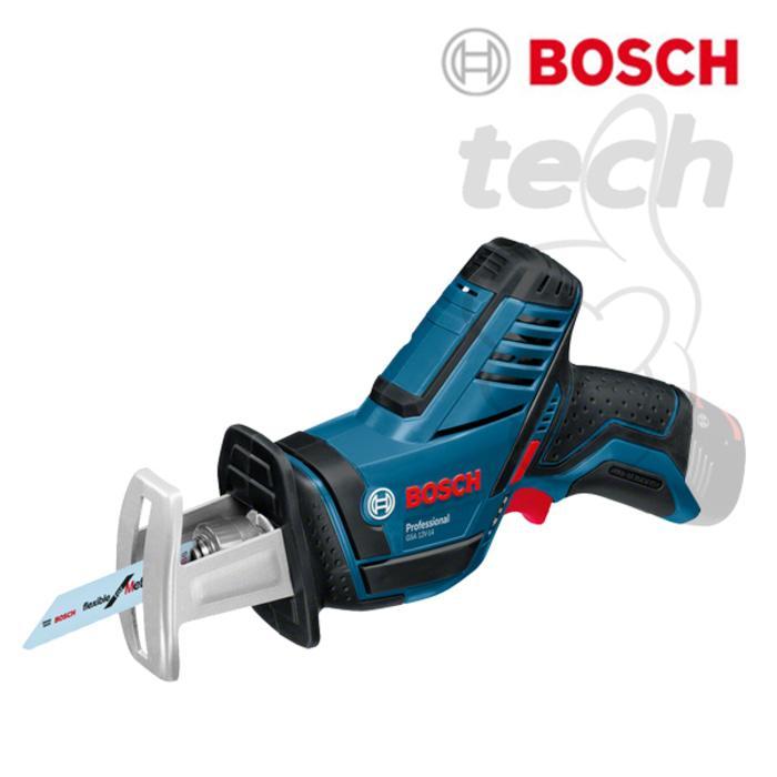 Mesin Reciprocating Cordless Sabre Saw Bosch GSA 12 V-Li - Tool Only