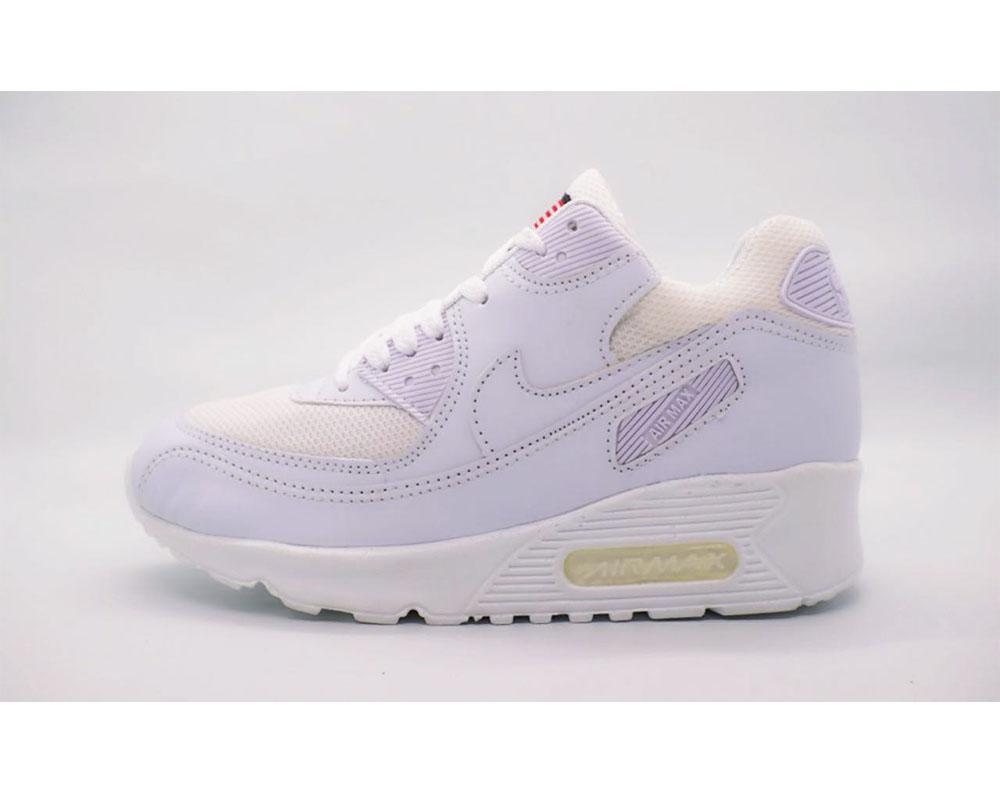 Sepatu Sneakers Nike Airmax Warna Putih