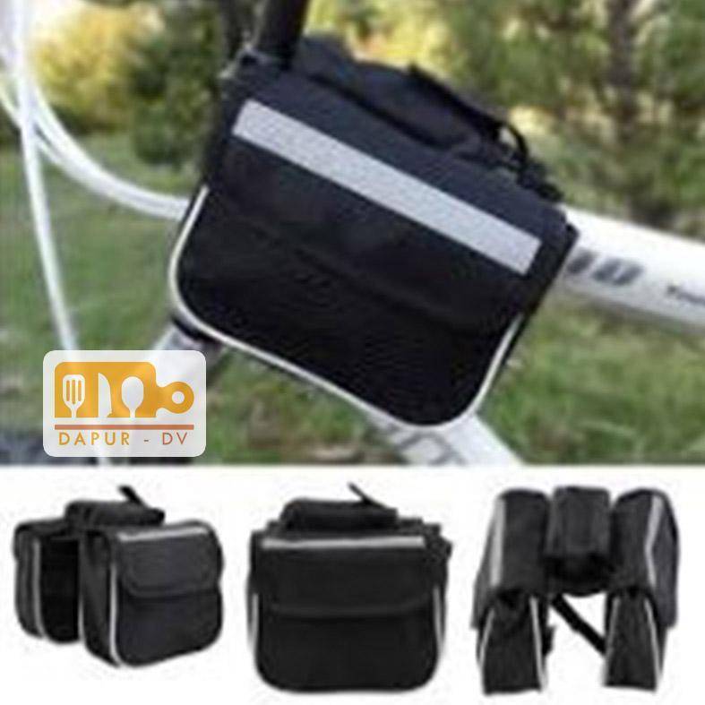 Bike organizer bag tas sepeda / tas organizer / tas lipat sepeda