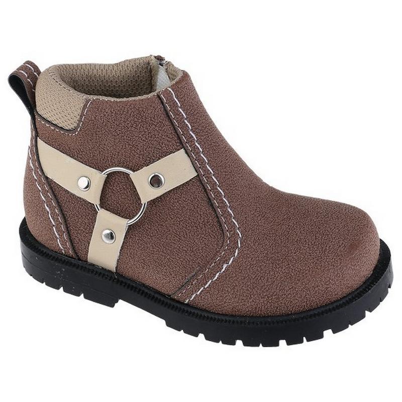 Sepatu Casual Boots Anak Laki-laki 1-3 tahun CAM304 Coklat Catenzo Junior a68e0c8ba1
