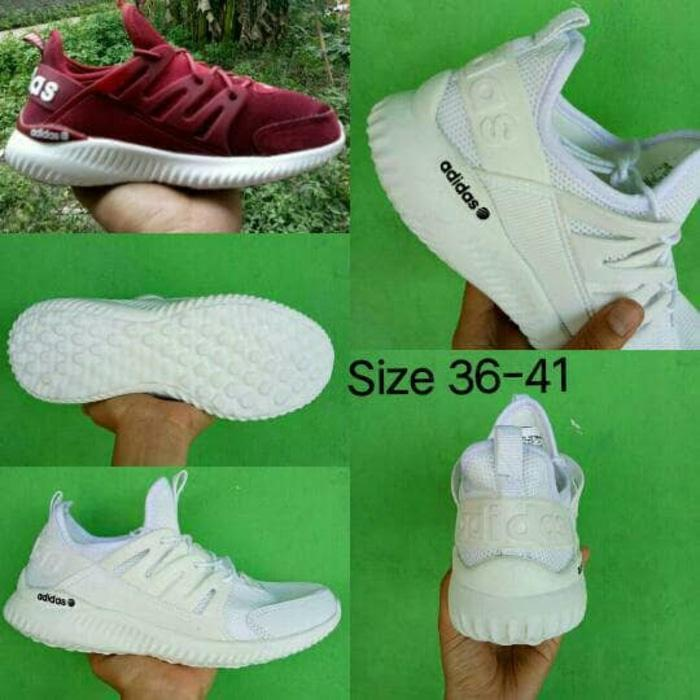 Sepatu Sneakers Ladies Adidas Y3 Alphabounce