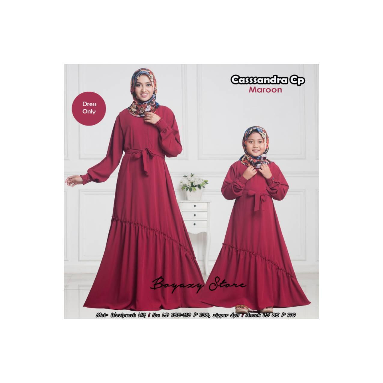 cassandra cp/gamis/dress