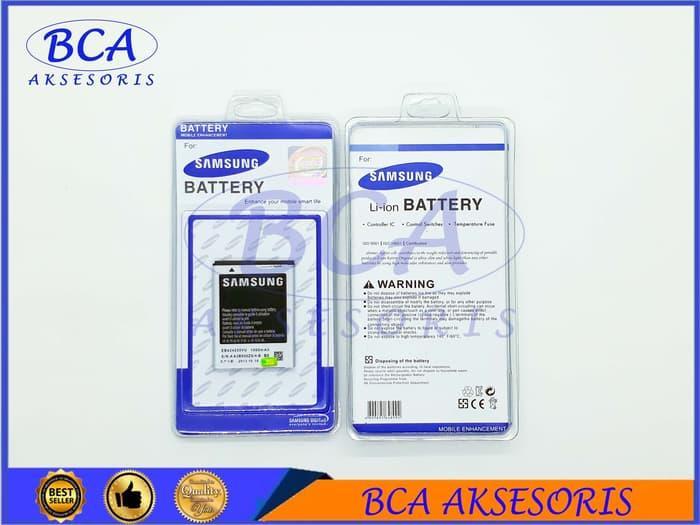 BATERAI SAMSUNG CORBY 2/ S3850/ M350/ T369 ORIGINAL 99%
