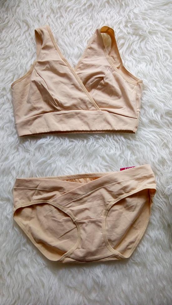 Baju Hamil Celana Dalam Sepasang Sport Bra Dan Menyusui Murah Bayi