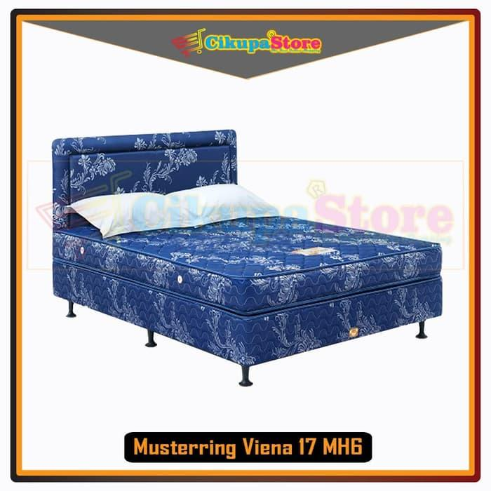 Set Kasur Springbed Musterring Vienna 17 MH6 uk 120x200 (Double)