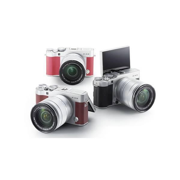 Fujifilm X-A3 / FUJI XA3 Lensa Kit 16-50Mm OIS II