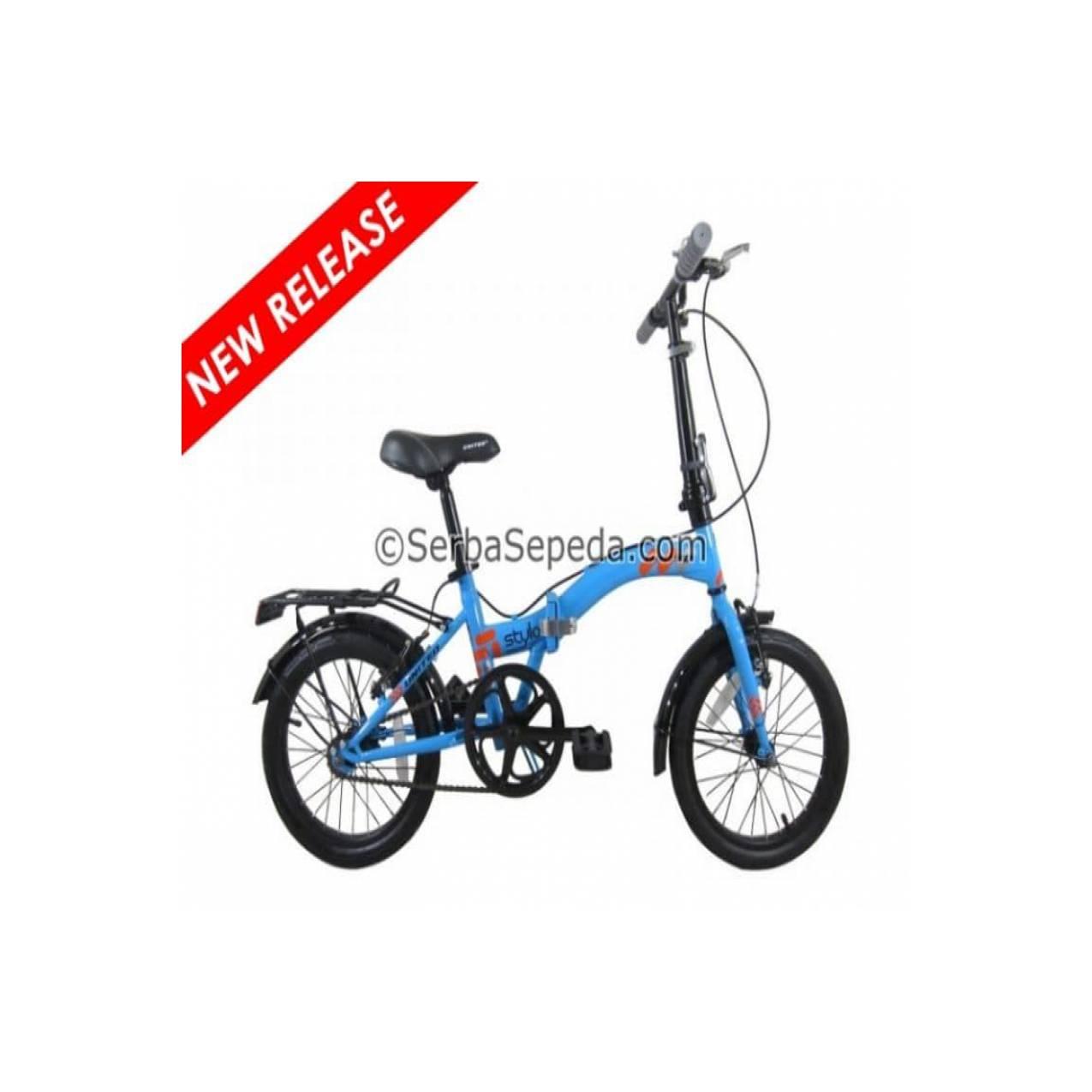 Sepeda Lipat 16″ United Stylo