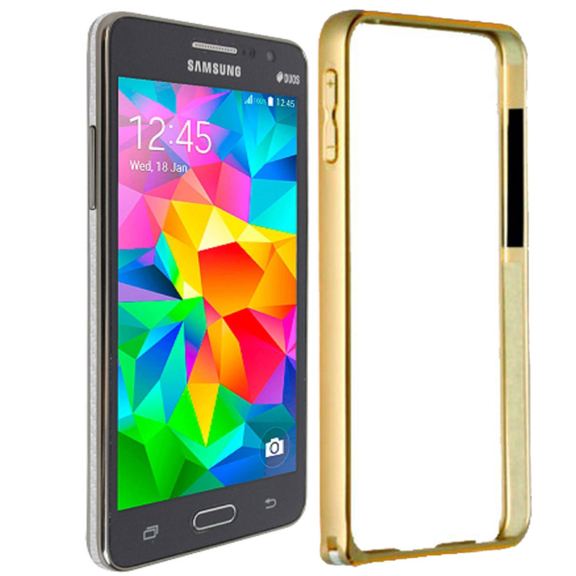 Aluminium Bumper Stainless Metal Bezel List for Samsung Galaxy Grand Prime G350 Prime
