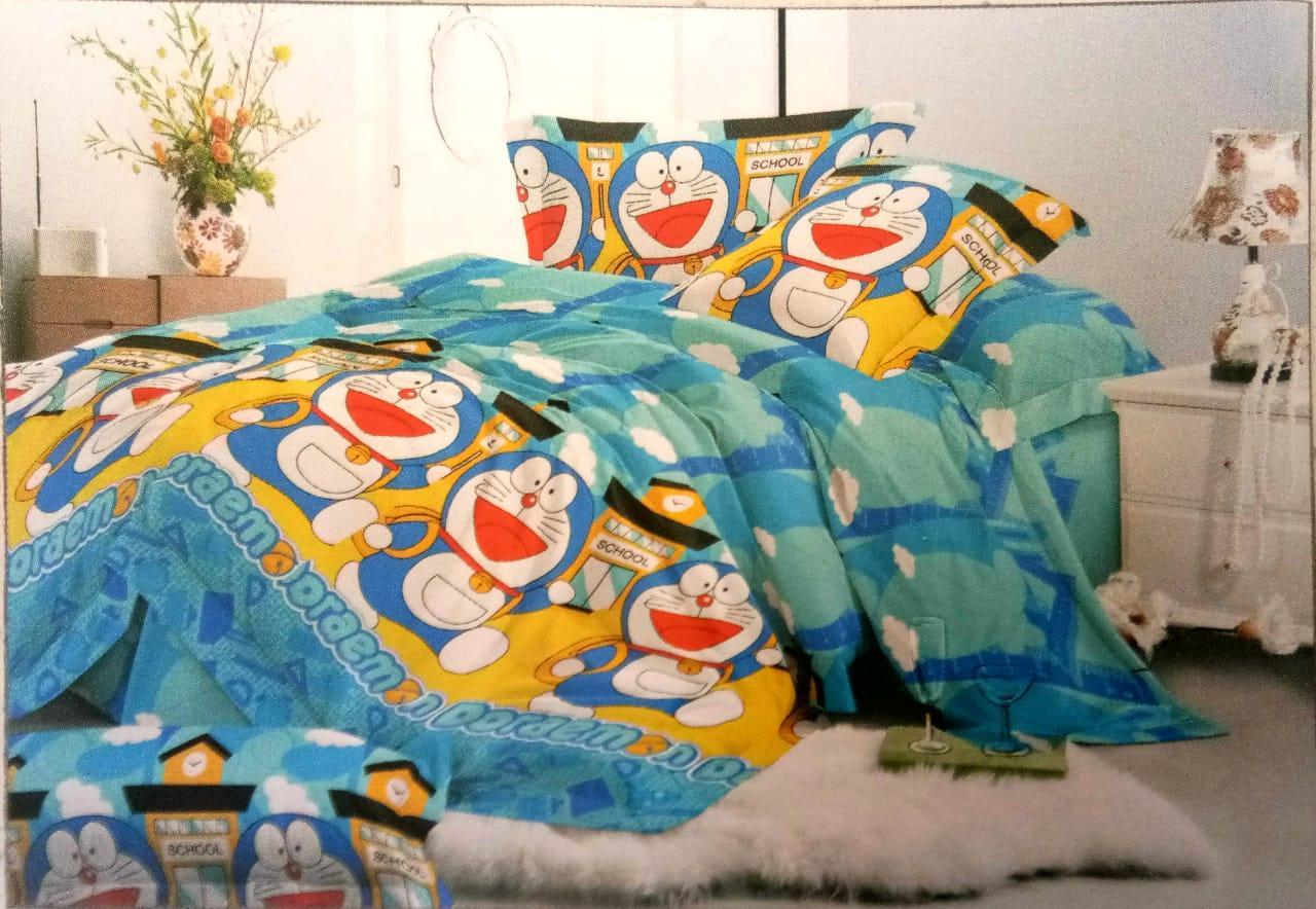 Buy Sell Cheapest Ion Selimut Bulu Best Quality Product Deals Dewasa 180x200 White Flower Karakter