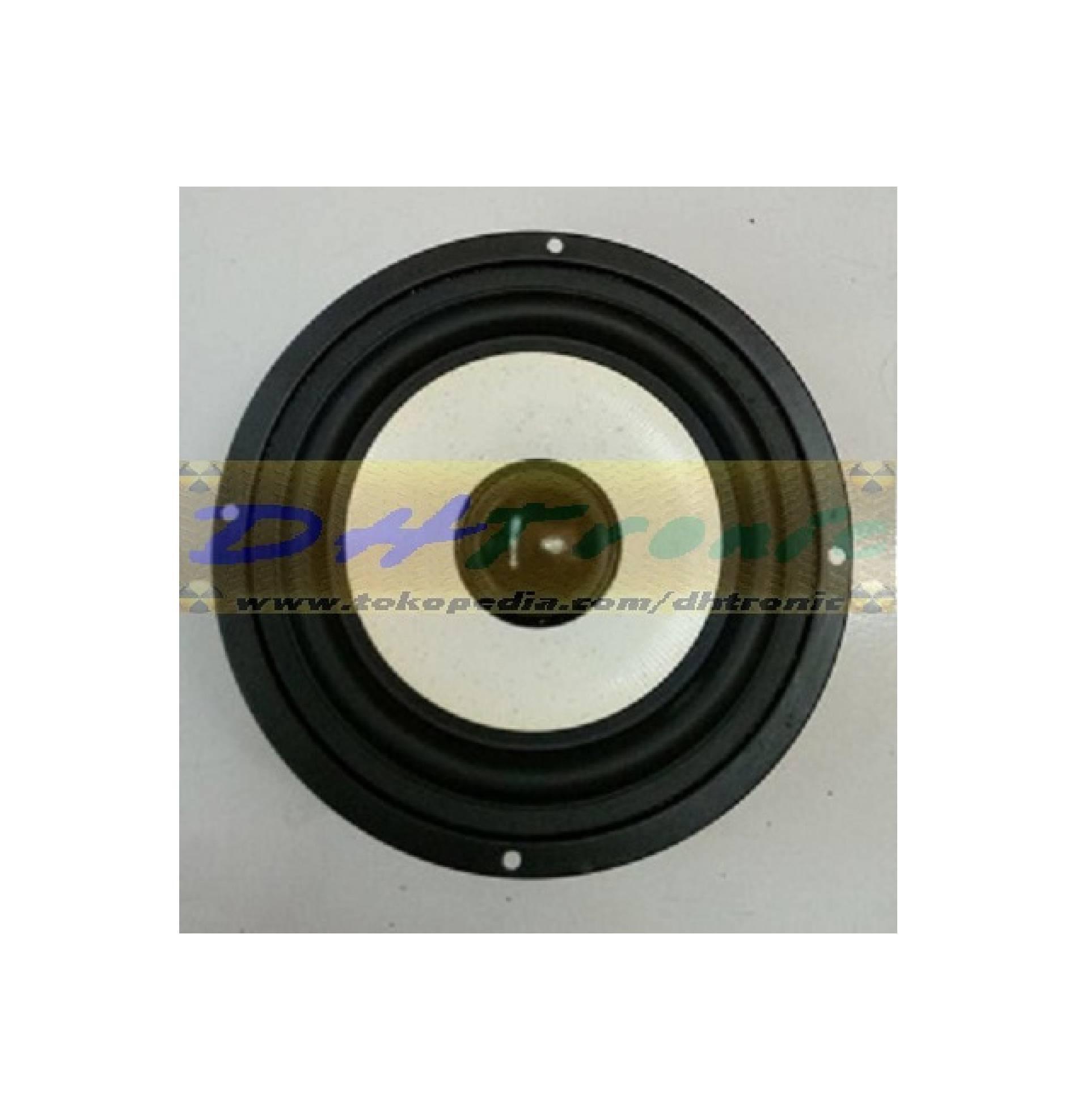 Speaker 6 1/2 Inch Magnet Besar Speaker Aktif Mobil