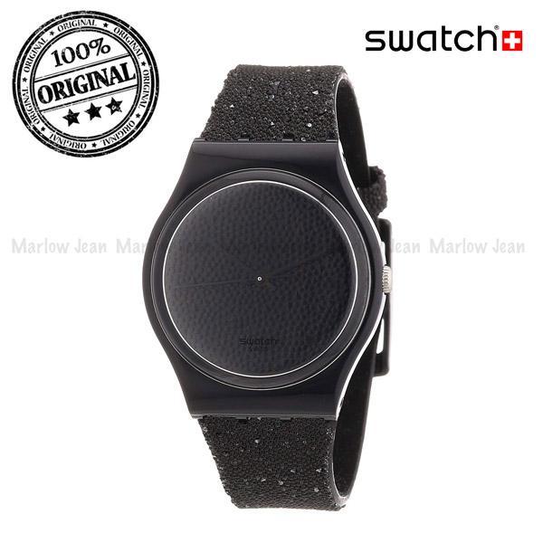 Swatch Jam Tangan Original Swatch Jam Tangan Wanita Kasual Strap Kulit Kombinasi Women Casual Watches -