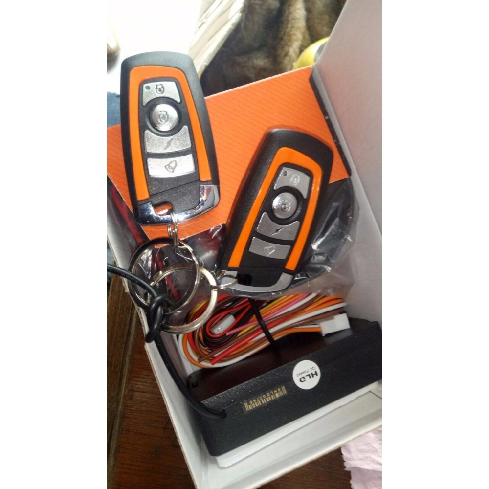 alarm remote mobil / Alarm Mobil Universal HLD Premium Class