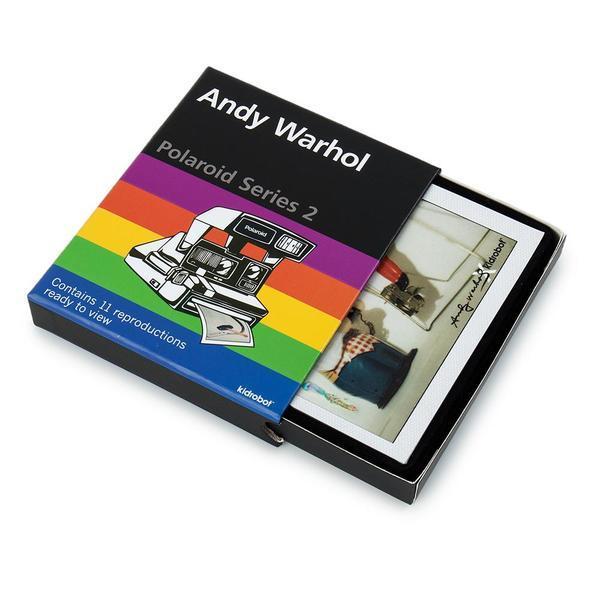 [MSX] Tempat Kidrobot Andy Warhol Andy Warhol Polaroid Seri 2