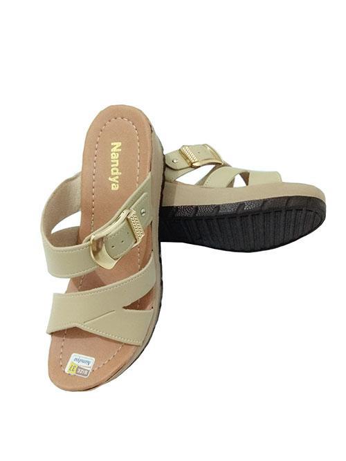 Nandya Sandal- Wedges Sandal Wanita