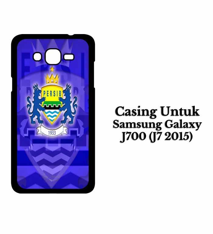 Casing SAMSUNG J7 2015 Persib Bandung 1 Hardcase Custom Case Se7enstores