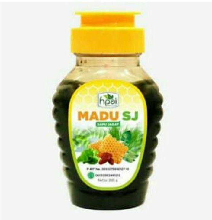 Madu SJ SAPU JAGAT Original HPAI-285 gr