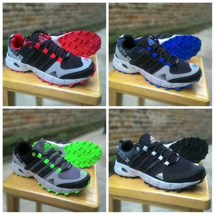 sepatu sport adidas terex ax2 premium running gym volly tenis termurah