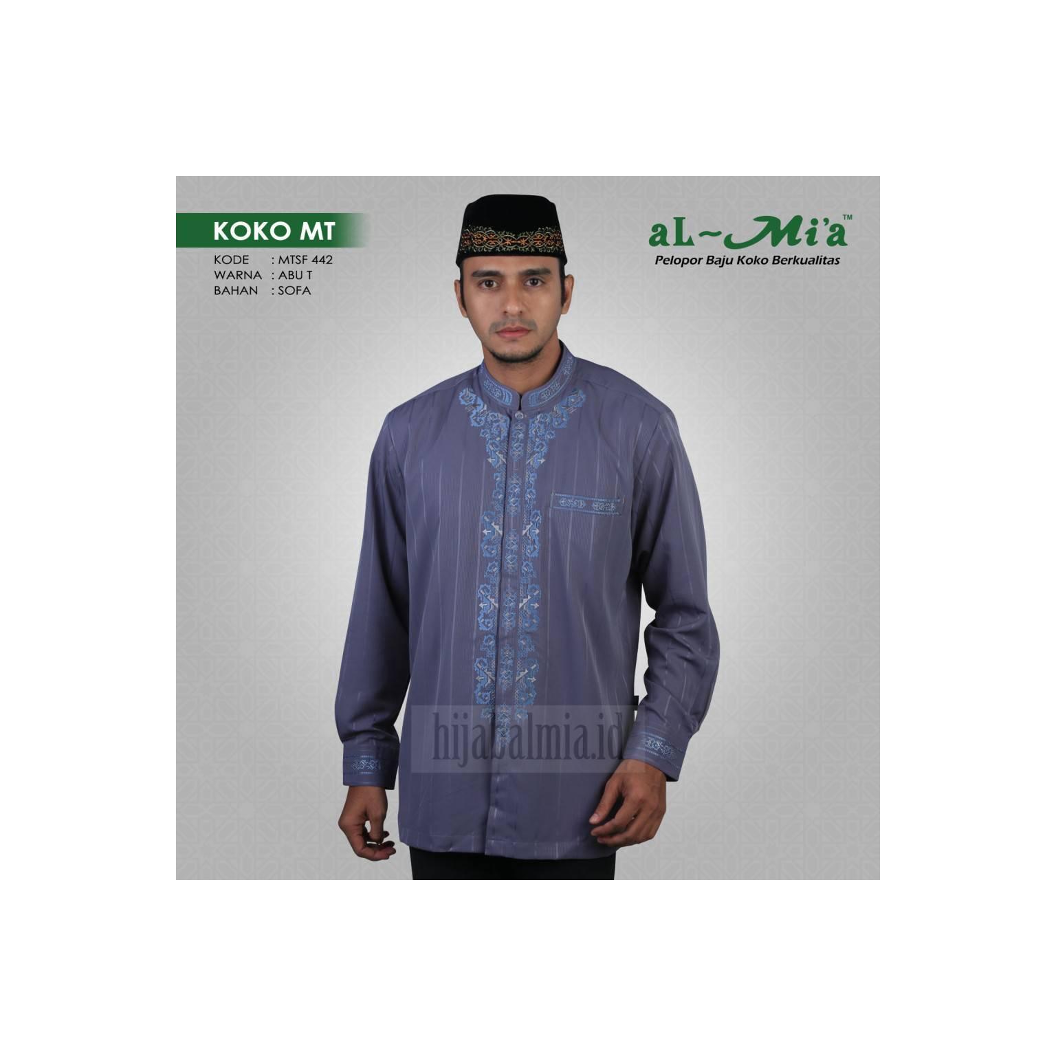 Baju Koko/Koko Muslim/Koko Al- Mi'a MTSF 442