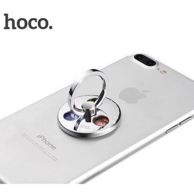Rimas Hoco Gyros Finger iRing Hook Smartphone - PH4 - Silver