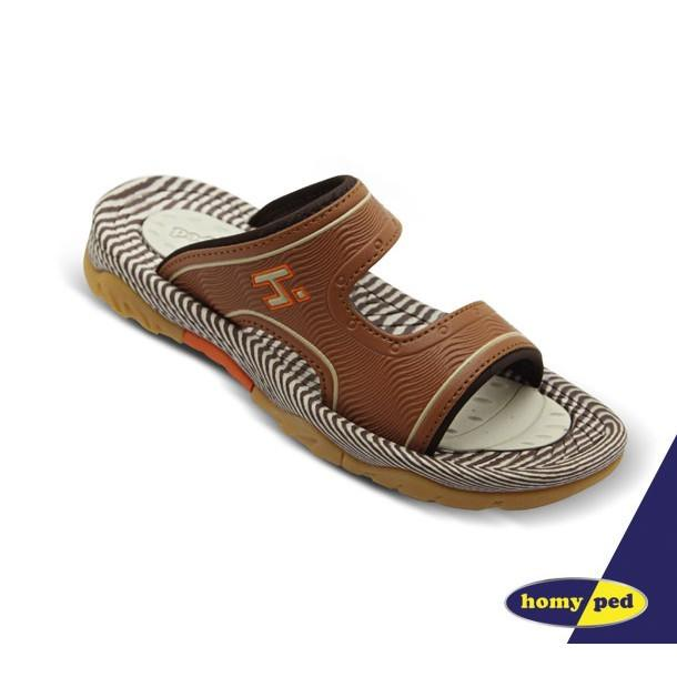 HOMYPED BEE 02 Sandal Sport Anak Brown