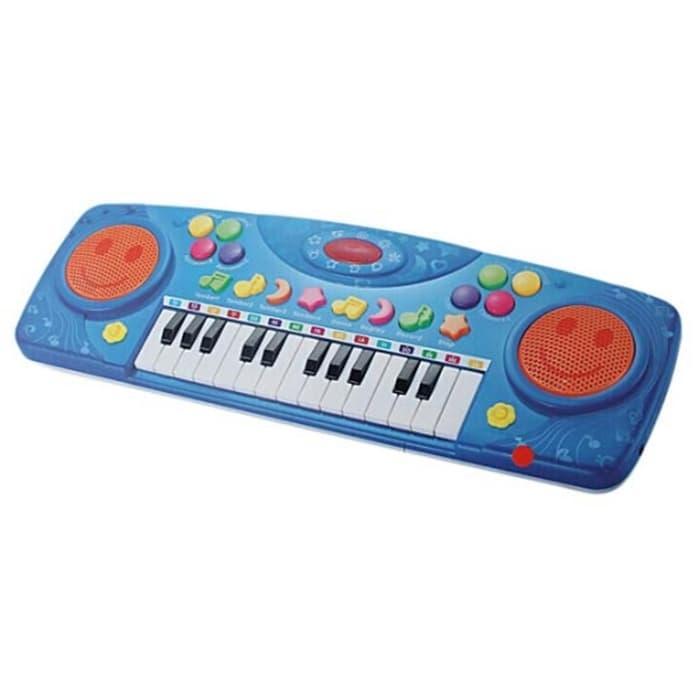 ELECTRONIC ORGAN KECIL - MAINAN ANAK PIANO LUCU