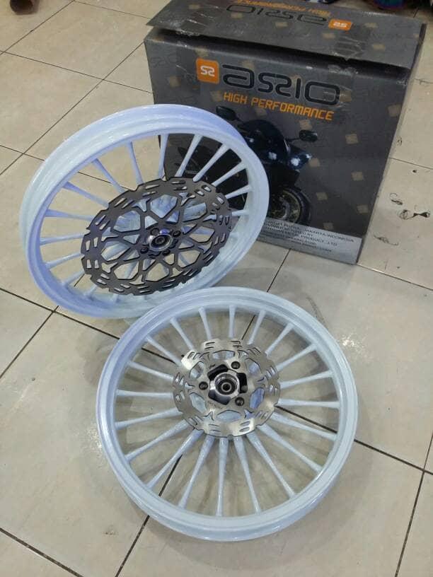 Velg Racing Axio Satria Fu 150 Original Model Palang BEST SELLER