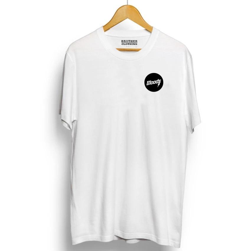 Brother Store Kaos Distro Bloods Circel Little Black Premium