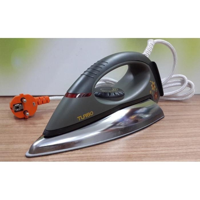 TURBO DRY IRON EHL 3038 / SETRIKA 350W NEW / sterika terbaru / setrika modern / setrika murah