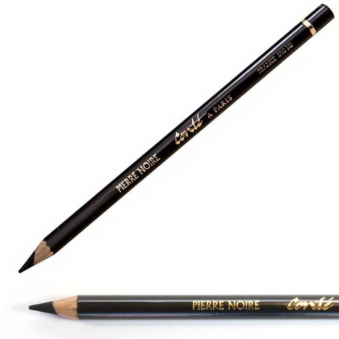 Pierre Noire Conte Sketching Pencil / Pensil Conte