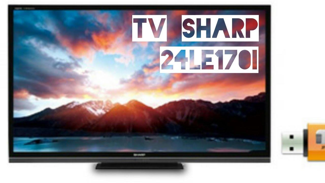 TV LED SHARP AQUOS 24 INCH 24LE175i