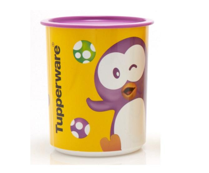 TUPPERWARE PROMO Playful Canister - Pinguin