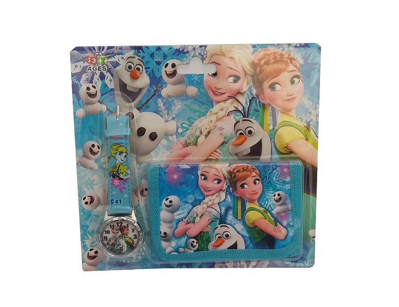 Jam Tangan Anak Karakter Frozen