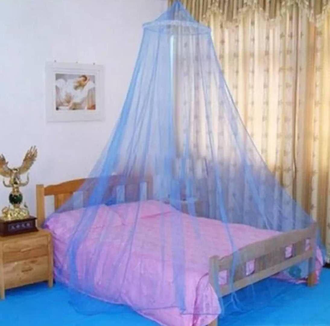 Tempat Jual Kelambu Lipat Anti Nyamuk Tenda Tidur 180x200cm Grosir Station Mosquito Net Putih Daftar Harga 2 Pintu Baichuan
