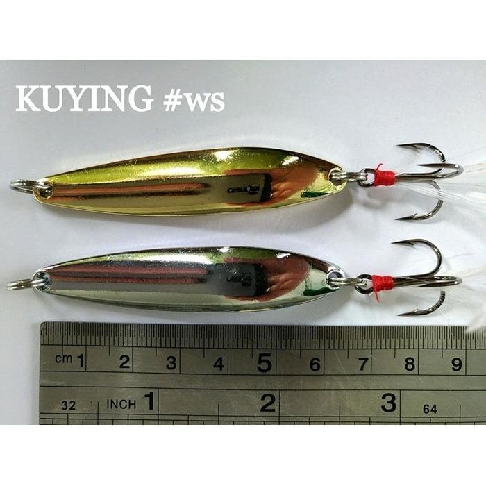 Umpan Pancing Kuying spoon 14gr